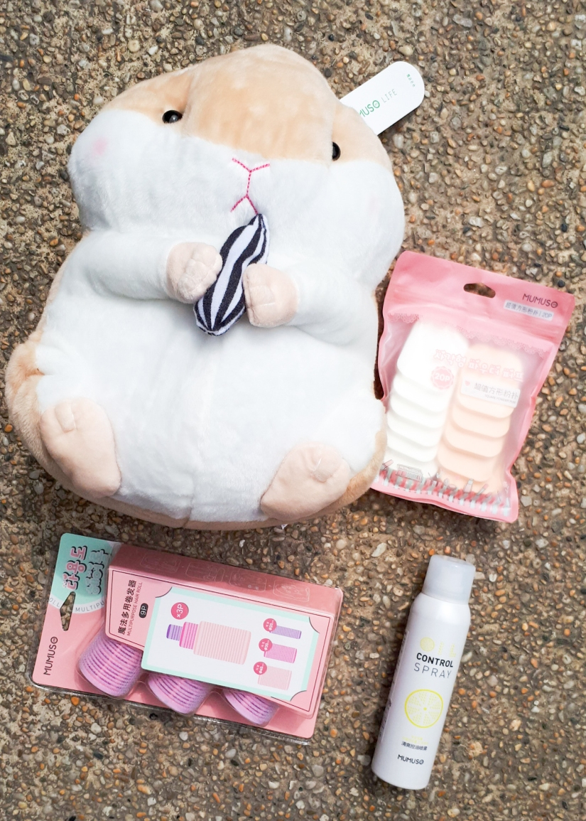 Plushies and Beauty Tools